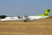 YL-BAQ, De Havilland Canada DHC-8-400Q Dash 8, Air Baltic