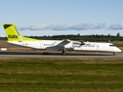 YL-BAX, De Havilland Canada DHC-8-400Q Dash 8, Air Baltic