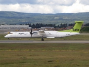 YL-BAY, De Havilland Canada DHC-8-400Q Dash 8, Air Baltic