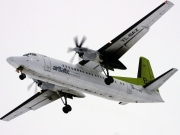 YL-BAZ, Fokker 50, Air Baltic