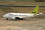 YL-BBE, Boeing 737-500, Air Baltic