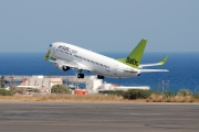 YL-BBK, Boeing 737-300, Air Baltic