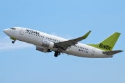 YL-BBL, Boeing 737-300, Air Baltic