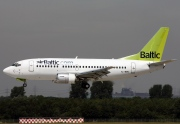 YL-BBN, Boeing 737-500, Air Baltic