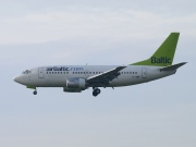 YL-BBP, Boeing 737-500, Air Baltic