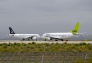 YL-BBR, Boeing 737-300, Air Baltic