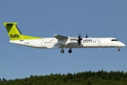 YL-BBV, De Havilland Canada DHC-8-400Q Dash 8, Air Baltic