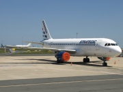 YL-LCF, Airbus A320-200, Strategic Airlines