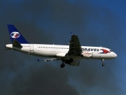 YL-LCF, Airbus A320-200, Travel Service (Czech Republic)