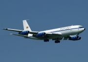 YR-ABB, Boeing 707-300C, Romanian Government