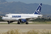 YR-ASC, Airbus A318-100, Tarom