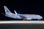 YR-BGG, Boeing 737-700, Tarom