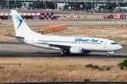 YR-BMA, Boeing 737-700, Blue Air