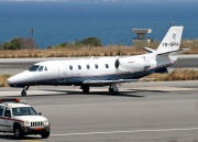 YR-DPH, Cessna 560-Citation XLS, Eurojet Romania