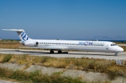 YR-HBH, McDonnell Douglas MD-83, Bluebird Airways