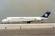 YU-AJH, Douglas DC-9-32, Bellview Airlines (Nigeria)