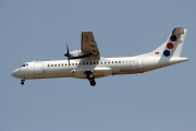 YU-ALO, ATR 72-200, Jat Airways