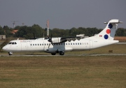 YU-ALP, ATR 72-200, Jat Airways