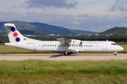 YU-ALS, ATR 72-200, Jat Airways