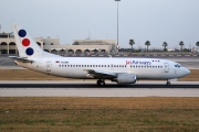 YU-ANV, Boeing 737-300, Jat Airways