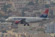 YU-APA, Airbus A319-100, Air Serbia