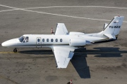 YU-BZZ, Cessna 550 Citation Bravo, Private