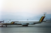 Z-WKV, Boeing 707-300B, Air Zimbabwe