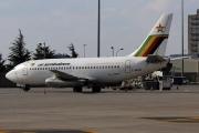 Z-WPB, Boeing 737-200Adv, Air Zimbabwe