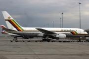 Z-WPE, Boeing 767-200ER, Air Zimbabwe