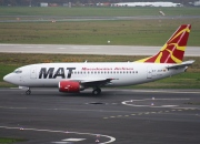 Z3-AAH, Boeing 737-500, MAT - Macedonian Airlines