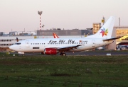 Z3-AAM, Boeing 737-500, MAT - Macedonian Airlines