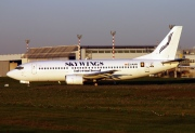 Z3-AAN, Boeing 737-300, Skywings International