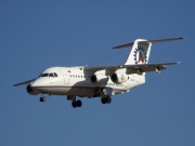 ZA-MAK, British Aerospace BAe 146-100, Albanian Airlines