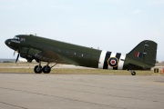 ZA947, Douglas C-47A Skytrain, Royal Air Force