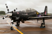 ZF287, Shorts Tucano T.1, Royal Air Force