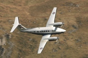 ZK455, Beechcraft 200 Super King Air, Royal Air Force
