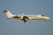ZS-AJD, Bombardier Learjet 45, Private