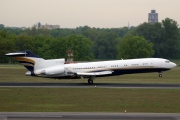 ZS-PVX, Boeing 727-200Adv, Fortune Air